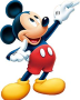 Three Houses For Mickey Mouse