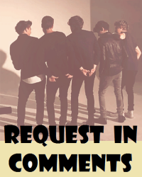 1D/5SOS PREFERENCE/IMAGINE REQUESTS