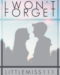 I Won't Forget