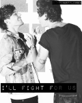 I'll Fight For Us [A Larry Stylinson Fic]