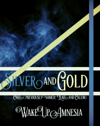Silver and Gold | Cake Vampire