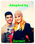 Adopted by Zerrie (Niall Horan fanfic)