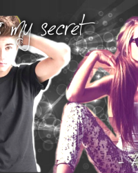 It's my secret