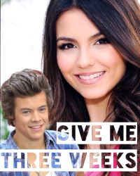 Give me three weeks ~ One Direction