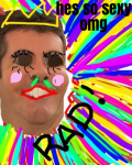 Simon Cowell is love, Simon Cowell is life