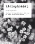Atelophobia; the fear of imperfection