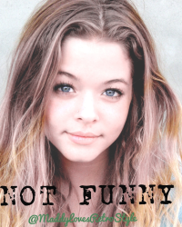 Not Funny (One Direction Fanfiction)