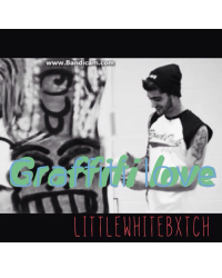 Graffiti love // zm fanfic