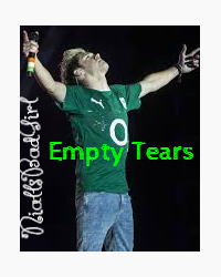 Empty Tears*Niall Horan