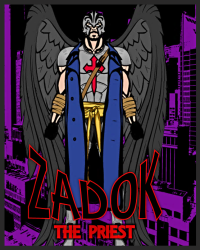 Zadok: The Priest