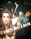 It starts with a book (JB)