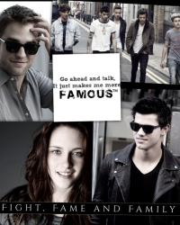 Fight, Fame and Family ( 1D )