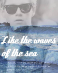 Like the waves of the sea (Sequel of my prince is in London English- Dutch book )