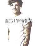 Life is a funny thing - One Direction AU