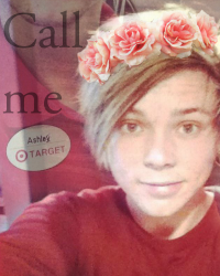 Call me Ashley - Ashton Irwin fan fiction