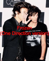 Frozen (One Direction version)