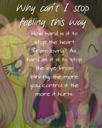 Why Can't I Stop Feeling This Way (My Little Pony)