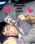 Wheels and Love(Ziam love story)