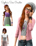 Sophie's Sim Creator (CLOSED)