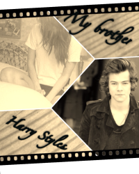 My brother |Harry Styles|