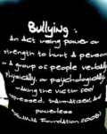 Stop Bullying, Speak Up!!