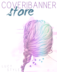 Cover|Banner Store ● Open