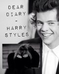 Dear diary. - Harry Styles.