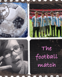 The Football Match One Direction FanFic