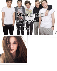 Make me happy -1D-