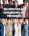 One Direction & 5SOS Imagines