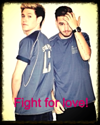 Fight for love!:)