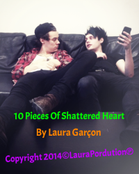 10  Pieces of Shattered heart