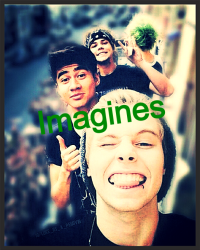 Imagines || 1D and 5sos