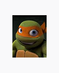 The One I Fell In Love With ( TMNT )