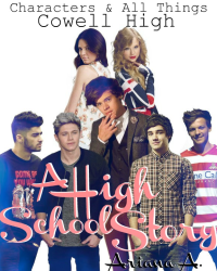 A High School Story » Characters & All Things Cowell High