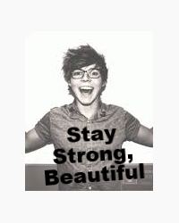 Stay Strong, Beautiful.