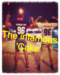 The infamous 'Cake'
