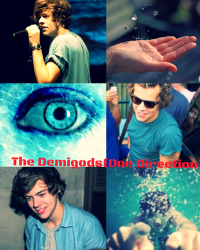 The Demigods {One Direction}