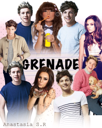 Grenade - One Direction