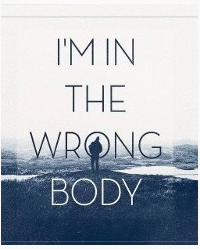 I'm in the wrong body