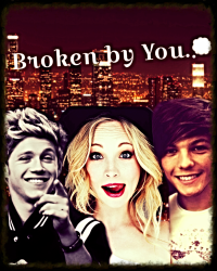 Broken by you( louis-Niall ) 1D part 1