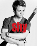 Shy (Hunter Hayes AU)