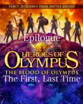 Blood of Olympus - Epilogue | My Dream Ending