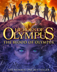 My Ending Of 'The Blood Of Olympus'