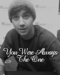 You were always the one.