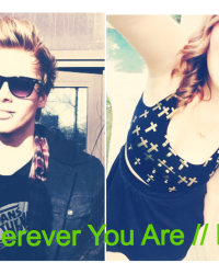 Wherever You Are // L.H. fanfic