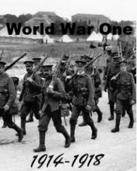 World War One (Please give me a better title!)