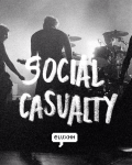Social casualty.