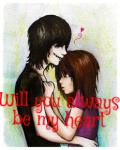 Will you always be my heart?