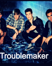 Big time trouble maker